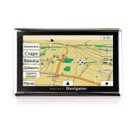 GPS навигатор Pocket Navigator MC-510 (Автоспутник 5 - карты России)