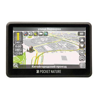 GPS навигатор Pocket Nature GS-500 (Навител 5 - карты России)