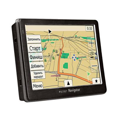 GPS навигатор Pocket Navigator RD-500 (Автоспутник 5 - карты России)
