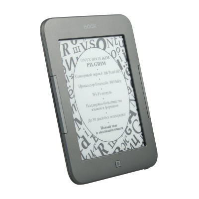 Электронная книга ONYX BOOX i62M PILGRIM (Темно - серая)