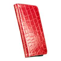 Pocket Nature чехол для Onyx BOOX i62 (Красный) крокодиловый