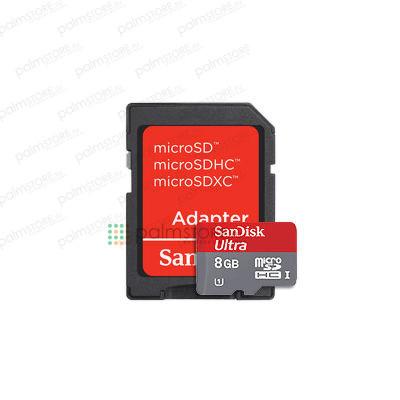Карты памяти SanDisk Ultra MicroSDHC 16Gb (Class 10) SDSDQUI-016G-U46A