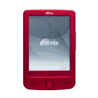 Электронная книга Ritmix RBK-200 (Красная)
