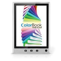 Электронная книга Effire ColorBook TR703A (Серебристая)