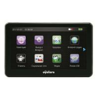 GPS навигатор Oysters Chrom 6000 3G (Навител - карты России)