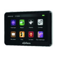 GPS навигатор Oysters Chrom 2011 (Навител - карты России)