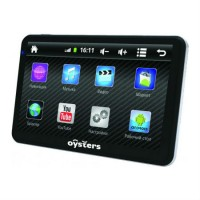 GPS навигатор Oysters Chrom 5500 (Навител - карты России)