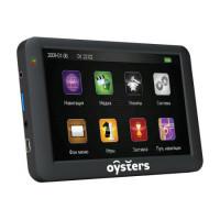GPS навигатор Oysters Chrom 2000 (Навител - карты России)