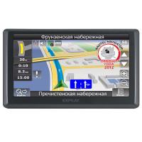 GPS навигатор Explay PN-965 (Навител - карты России)