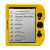 Электронная книга Ectaco jetBook mini (Желтая)