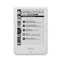 Электронная книга ONYX BOOX C63M MARCO POLO (Белая) + карта 16Gb