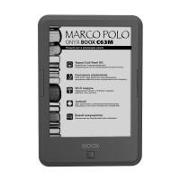 Электронная книга ONYX BOOX C63M MARCO POLO (Серая) + карта 16Gb