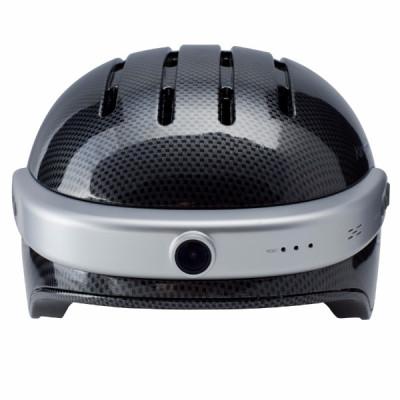 Шлем с камерой Airwheel С5 (цвет карбон, размер L)