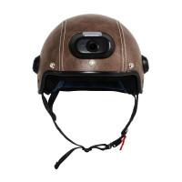 Шлем с камерой Airwheel C6 (цвет коричневый, размер L)