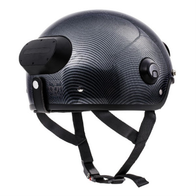 Шлем с камерой Airwheel C6 (цвет карбон, размер L)