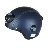 Шлем с камерой Airwheel C6 (цвет тёмно-синяя кожа, размер L)