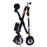 Электровелосипед Airwheel E6 247,9 WH (черный)