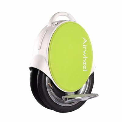Моноколесо Airwheel Q5 170WH (бело-зеленый)