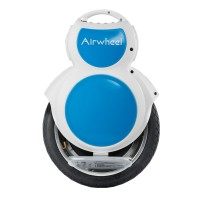 Моноколесо Airwheel Q6 130WH (бело-синий)