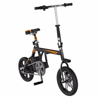 Велосипед для взрослых Airwheel R3 214.6Wh (черный)
