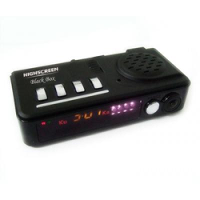 Автомобильный видеорегистратор Highscreen BlackBox GPS-1699
