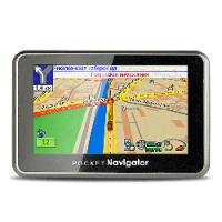 GPS навигатор Pocket Navigator MC-430 (Автоспутник - карты России)