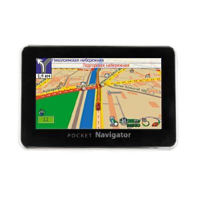GPS навигатор Pocket Navigator MC-430 R2 (Автоспутник 5 - карты России)