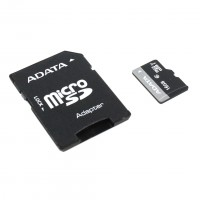 Карты памяти A-Data MicroSDHC 16Gb Premier UHS-I (Class 10)
