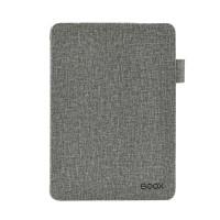 Чехол стандартный для ONYX BOOX Nova, Nova Pro (цвет серый, подкладка серая)