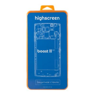 Оригинальное защитное стекло Highscreen для Boost 2SE