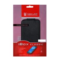 Чехол iBox Classic для Fly IQ4410 Phoenix Quad (черный)