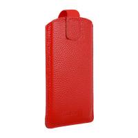 Сумка Nobby Comfort WM-001 для телефонов M кожа (Красный)