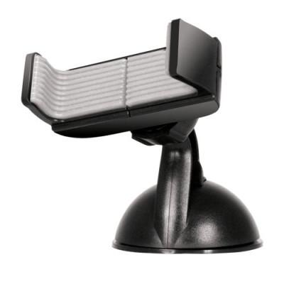 Держатель универсальный в авто Nobby Practic CH-008 для телефонов мини, раздвижной, (Черный)