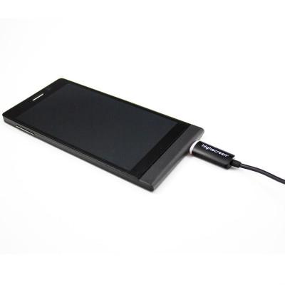 Micro USB кабель с индикацией заряда Highscreen