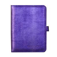 Pocket Nature Универсальный чехол (сиреневый перламутр с ремешком) для электронных книг ONYX i62(M), PocketBook Touch, Amazon Kindle Touch (3G)