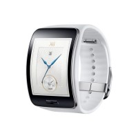 Умные часы Samsung Galaxy Gear S (Белые)