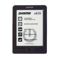 Электронная книга Digma e63S (Темно Серая)