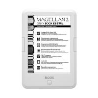 Электронная книга ONYX BOOX C67ML Magellan 2 (Белый)