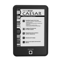 Электронная книга ONYX BOOX CAESAR (Черная)