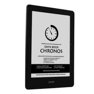 Электронная книга ONYX BOOX Chronos (Черная)