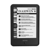 Электронная книга ONYX BOOX DARWIN 6 (Черная)