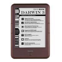 Электронная книга ONYX BOOX Darwin 3 (Коричневая)