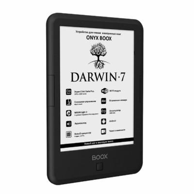 Электронная книга ONYX BOOX Darwin 7 (Чёрная)