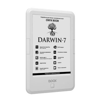 Электронная книга ONYX BOOX Darwin 7 (Белая)