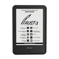 Электронная книга ONYX BOOX Faust 3 (Чёрная)