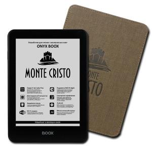 Электронная книга ONYX BOOX MONTE CRISTO
