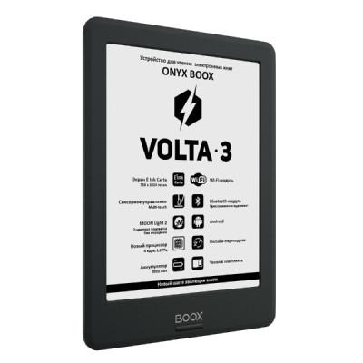 Электронная книга ONYX BOOX Volta 3 (Черная)