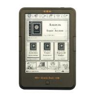 Электронная книга ONYX C63ML Akunin Book (Серая) + карточка памяти 32Гб