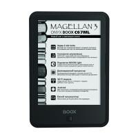 Электронная книга ONYX BOOX C67ML Magellan 3 (Черная) + карта 16Gb