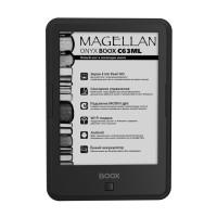 Электронная книга ONYX BOOX C63ML MAGELLAN (Черная) + карта 16Gb